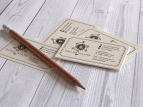 визитки Trinacria